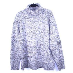 Sweaters - Knit oversized winter sweater
